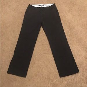 WOMANS GAP PANTS SZ 8